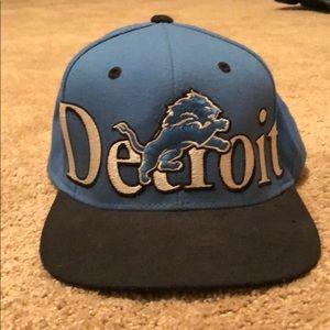 Detroit lions SnapBack